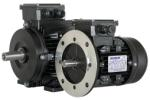 MOTOR MS  71A-2 0,37KW 230/400V Ø14MM 2730RPM