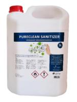ANTIBAC PURECLEAN SANITIZER 5 LITER